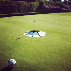 Footgolf Hole